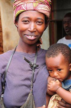 rwanda mother | luca gargano | Flickr
