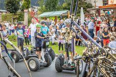 Buntes Treiben beim Straßenfest Flachau Salzburg, Bunt, Events, Tourism, Vacations