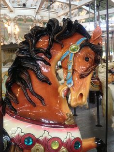 crescent park carousel - Google Search