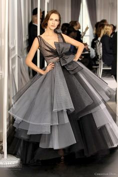 Christian Dior Spring/Summer 2012 Couture | Wedding Inspirasi
