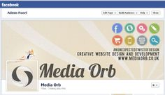 Media Orb Official Blog: Why is my Facebook timeline photo / cover blurry? How to set the resolution and file size to prevent blurry timeline covers made in Photoshop.