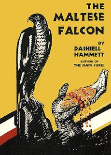 I finally read The Maltese Falcon, and I loved it. Need to read more Dashiell Hammett.