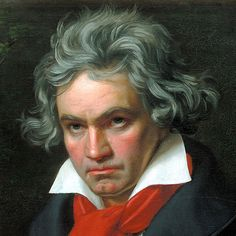 German composer Ludwig van Beethoven was the predominant musical figure in the transitional period between the Classical and Romantic eras. Learn more at Biography.com.
