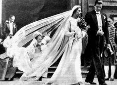 Wedding of H.R.H. Beatriz de Borbon y Battenberg, Infanta of Spain and Don Alessandro Torlonia, Principe di Civitella-Cesi (1935)