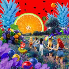 "Red Velvet enjoy ""The Red Summer"" in latest comeback! SM Entertainment powerful girl group Red Velvet has just made its comeback! Joy, Seulgi, Irene, Wendy and Yerim released their 5th mini album ""The ... #RedFlavor #RedVelvet #TheRedSummer"