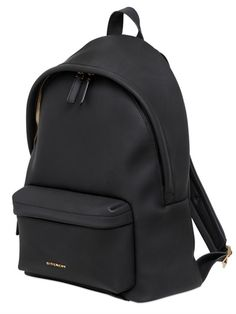 GIVENCHY - RUBBER EFFECT BACKPACK WITH STAR STUDS - LUISAVIAROMA - LUXURY SHOPPING WORLDWIDE SHIPPING - FLORENCE