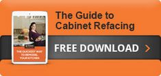 Guide to cabinet refacing - free download