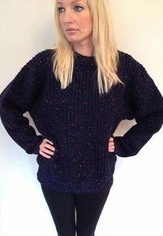 Vintage heavy knit gap jumper