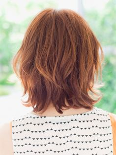 Beauty Box, Hair Beauty, Japanese Short Hair, Anna Hair, Natural Wavy Hair, Girl Short Hair, Pretty Hairstyles, Haircolor, My Hair