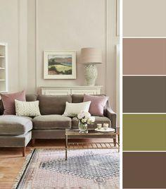 Home Interior Paint Schemes Colour Palettes 31 Ideas Room Paint Colors, Paint Colors For Living Room, Bedroom Colors, Home Interior, Living Room Interior, Living Room Decor, Interior Design, Stylish Interior, Color Interior