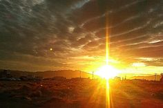 Pahrump has one of a kind sunsets. Breath taking!