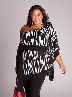 fashion plus size clothing