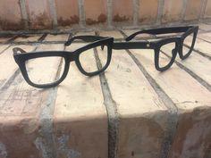 Stampa 3d, occhiali da sole stampati in ABS nero Glasses, Eyewear, Eyeglasses, Eye Glasses