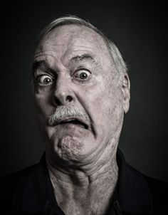 John Cleese (1939) - English actor, comedian, writer and tall person famous from…