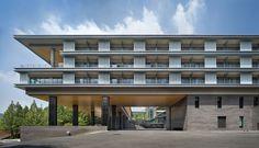 Gallery of Hyundai Marine & Fire Insurance Hivision Center / Junglim Architecture - 14