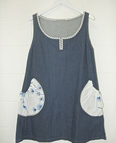 Denim Dress