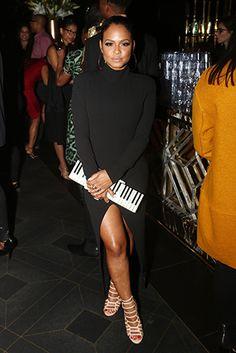 Christina Milian - On the Scene: Inside ESSENCE's Black Women in Music Event