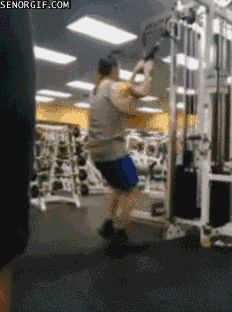 Or this? | 21 Reasons Why Exercising Is A Terrible Idea
