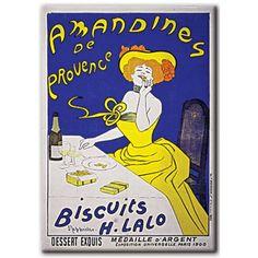 Amandines de Provence Biscuits - לאונטו קפיאלו | גאיה - תמונות לבית