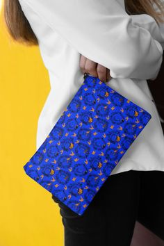 From pens and trinkets to make up this adorable pouch is multi purpose and reusable. Organize your life!  #pencilpouches #purseorganization #moneypouches #penpouch #makeuppouch #travelpouches #zipperpouch #pouchbag #fabricpouch #smallpouches #jewelrypouch #cosmeticpouch #coinpouch