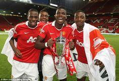 Pogba word kampioen met Manchester en gaat vertrekt daarna naar Juventus