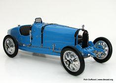 1924 Bugatti T35 Diecast Scale Model by CMC