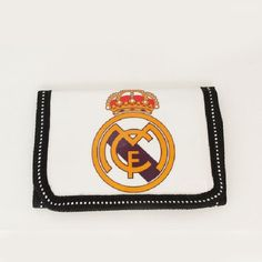 Shop Real Madrid FC Velcro Wallet 1 Pc WHITE at BalliGifts.com the # 1 Online Store for Cool Gifts. Free Shipping order $19.99+ USA Bike Gloves, Work Gloves, Boxing Gloves, Velcro Wallet, Mechanic Gloves, Real Madrid Football Club, Pin Badges, Cool Gifts, Tote Bag