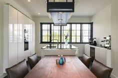 Moderne keuken inrichten | keuken design | kitchen ideas | Hoog.design