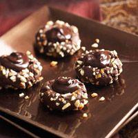 Chocolate Blooms Recipe