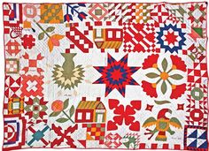 Information from a quilt historian<br> About quilt fabric past and present