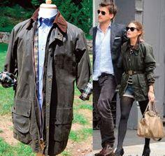 Dark Green BARBOUR GAMEFAIR WAX Jacket  UK Sz 36 Women's size 10 #Barbour #Gamefair