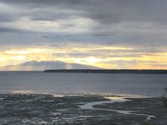 Sleeping Lady mountain, Anchorage, AK