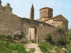 old kardamili Greece