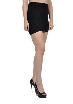 Soho Apparel Girls Seamless Elastic Slim Fit Comfortable Mini Skirt SG-D22-Nylon Spandex - Listing price: $19.38 Now: $7.49