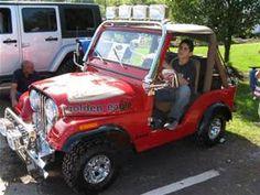 Custom Jeep Golf Cart His jeep restoration and