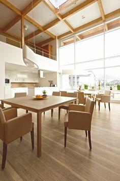 Expona Commercial luxury vinyl tile flooring - Honey Ash
