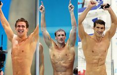 Who Is Your Favorite Male Swimmer to Watch? Nathan Adrian, Ryan Lochte or Michael Phelps http://news.instyle.com/2012/08/02/olympics-2012-male-swimmers-abs-poll/#