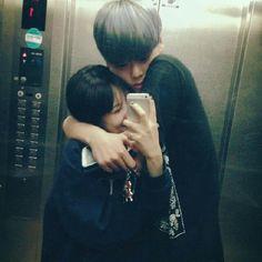 Cute ulzzang couple hong younggi lee seyong