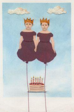 Robin McCarthy, 'Birthday Girls'.