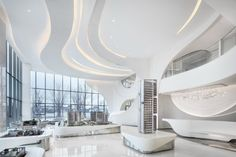Yongjia Sales Center by PAL Design Group, Wenzhou – China » Retail Design Blog