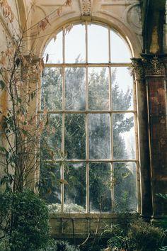 Castle Ashby oranger