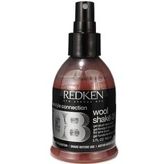 """Redken """"Wool Shake"""" is PERFECT for girls with wavy hair who want high volume curls.. one of my favorite products EVER and it smells delicious"""