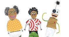 Queres conhecer um pouco mais sobre estas personagens ? Encomenda o livro através do email lopescatia.lopes@gmail.com