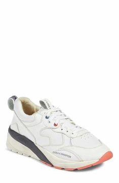 18c8bfbffd3 Casbia Champion Veloce ATL Sneaker (Men) Italian Sneakers