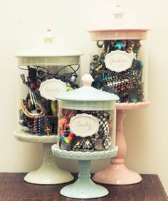 Slideshow: 75 Creative Ways To Organize Your Jewelry