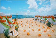 Beach Weddings at Sole Beach Club 787-823-5700