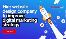 Improve the digital marketing strategy of business with website designing service.  Create COMPELLING LANDING PAGES, and ATTRACT MILLIONS OF CUSTOMERS WORLDWIDE.   SynapseIndia helps to offer most sought-after web designing services to create unique online identity of business. Website Design Company, Digital Marketing Strategy, Mobile Application, Landing, Identity, Web Design, Create, Business, Unique