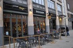 Breakfast at Dishoom – A Bombay café in the heart of London Opening A Cafe, Vegan Friendly Restaurants, Dishoom, Bentwood Chairs, London Places, London Restaurants, Covent Garden, Best Places To Eat, Small Plates