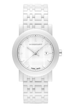 Burberry watch. #burberry
