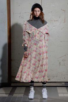 Junya Watanabe Fall 2018 Ready-to-Wear Fashion Show Collection